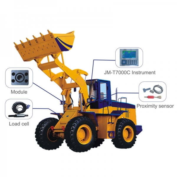 Wheel Loader Scale JM-T7000C