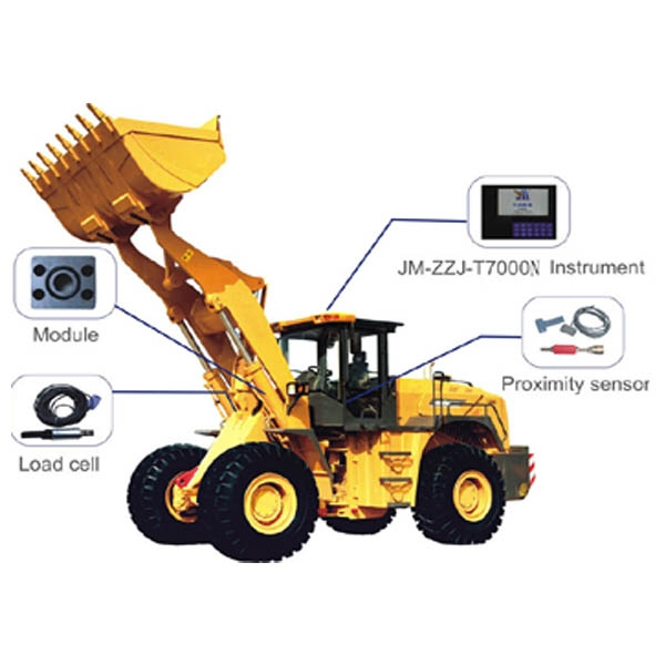 Wheel Loader Scale JM-T7000N