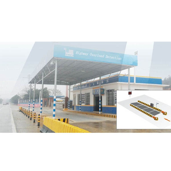 Whole Vehicle Weight Type Tolling System